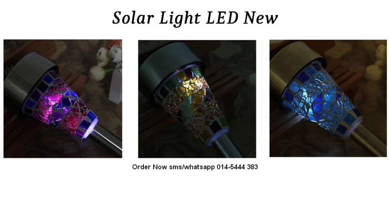 Product Solar Light Info
