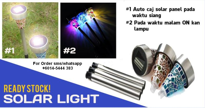 Solar Light Pelita Raya Muarh